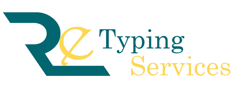 Retyping Services
